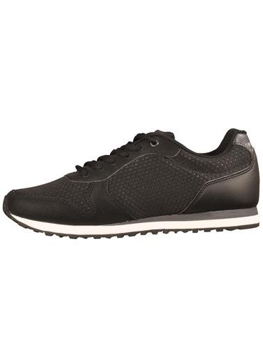 Lescon 19.Y L-6617 Sneakers Ayakkabı Siyah  Kadın Spor Ayakkabı Siyah